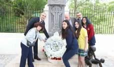 بقرادونيان: نكران المجزرة الارمنية هو نكران لوجود الأرمن