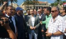 وزير البيئة: جزيرة النخيل تضع طرابلس على خارطة السياحة العالمية