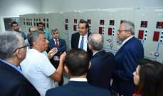 الحايك: محطة البحصاص ستؤمن تغدية مستقرة لمدينتي طرابلس والميناء