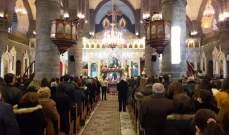 النشرة: الطوائف المسيحية التي تتبع التقويم الغربي بسوريا احتفلت بعيد الفصح بالصلوات والقداديس