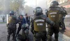 مقتل 3 أشخاص خلال تظاهرات ضد زيادة رسوم المترو في تشيلي