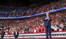 الرئيس الأميركي أدلى بصوته في مرحلة التصويت المبكر في الانتخابات الأميركية