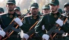 الحرس الثوري الإيراني أعلن تدمير مقرات لـ