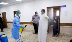 محافظ بغداد يدعو لفرض حظر شامل للتجوال بالعاصمة بعد ارتفاع عدد مصابي كورونا