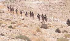 الإعلام الحربي: حزب الله حرر 90 بالمئة تقريبا من جرود عرسال
