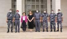 وزيرة العدل زارت محكمة سجن رومية: للاسراع في بت الملفات واصدار الاحكام
