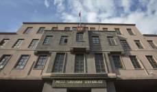 الدفاع التركية: توقيع اتفاق مع روسيا لإنشاء مركز مشترك في قره باغ