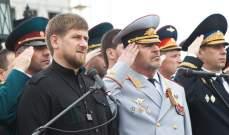 رئيس الشيشان لأميركا: نصف العالم شرِق بالدم من ديمقراطيتكم