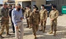 السفارة البريطانية: كليفرلي دعا القادة اللبنانيين للتحرك الآن لإنقاذ لبنان من كارثة اقتصادية شاملة
