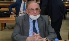 البستاني: دعوة البعض لاستقالة الرئيس عون ليست موفقة والوقت ليس للمناكفات السياسية