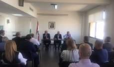 وزير البيئة يشدد على دور البلديات بعملية الفرز من المصدر وإشراك المجتمع المدني