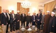 تقي الدين: لتفعيل الشراكة الحقيقية والتعاون لما فيه مصلحة لبنان