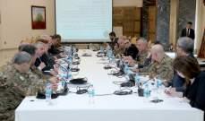 اجتماع في بعبدا تحضيراً للقمة الثلاثية اللبنانية- القبرصية- اليونانية