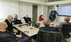 """التفتيش المركزي عرض أمام لجنة الشراء العام النيابية لمهام منصته الإلكترونية """"Impact"""""""