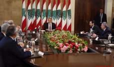 العيد في قصر بعبدا حلّ باكراً: هل وضع حجر أساس التوافقات المقبلة؟