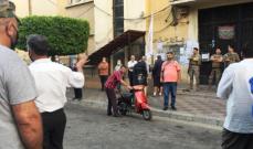 اعتصام للعسكريين المتقاعدين في طرابلس اعتراضا على احتمال إلغاء المساعدات المدرسية