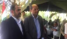 مراد: ممنوع الاعتداء على لبنان بعد الآن خاصة بعهد الرئيس عون وحكومة الحريري