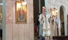 الطوائف المسيحية التي تتبع التقويم الغربي احتفلت بعيد الفصح المجيد في مرجعيون