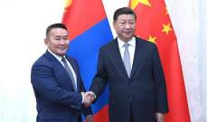 وضع الرئيس المنغولي في الحجر الصحي بعد زيارة قام بها للصين