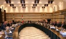 تسيير عمل جلسات مجلس الوزراء مرتبط بالحلول الرئاسية