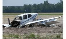 تحطم طائرة ركاب تابعة للخطوط الجوية النيجيرية في دلتا النيجر