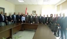 توقيع اتفاقية تعاون بين رئيس بلدية الميناء ورئيس جامعة بيروت العربية