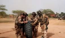 الجيش الفرنسي: القضاء على عشرات المسلحين في مالي