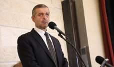 قبيسي: لبنان لن يركع ولن يستسلم لسياسات غربية داعمة لإسرائيل
