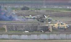 قوات الجيش السوري تتقدم إلى الأسوار الجنوبية لمطار أبو الظهور العسكري