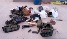 الجيش: توقيف مطلوب بسلب وإطلاق نار على عسكريين ومدنيين في نبحا بالبقاع