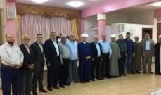 اللقاء الاسلامي الوطني: لبنان يعاني أزمة نظام وثقة بين رجال السياسة