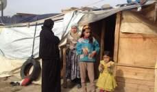 رش وتعقيم مخيمات اللاجئين السوريين في المنية ومحيطها