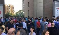 """موظفو شركتي """"ألفا"""" و""""تاتش"""" بدأوا إضرابهم المفتوح احتجاجا على عدم إنصافهم"""