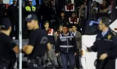 """اعتقال روسي ينتمي لـ""""داعش"""" مدرج على """"النشرة الحمراء"""" في تركيا"""
