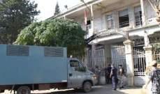 القوى الامنية سيطرت على الوضع في سجن القبة ولا إصابات