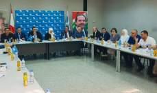 المكتب التنفيذي للمستقبل من طرابلس: متضامنون مع المدينة ضد الإرهاب
