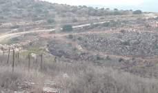 النشرة: دبابتان اسرائيليتان معاديتان خرقتا السياج التقني في ميس الجبل