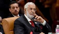 سيالة: نشكر قطر والسودان ودول المغرب العربي على موقفهم الداعم لليبيا