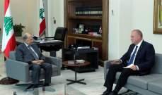 سفير روسيا زار عون: نقلت رسالة من بوتين فيها تأكيد على وقوفنا إلى جانب لبنان على كافة الأصعدة
