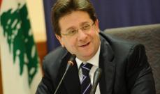 كنعان تابع قضية مدرسة سد البوشرية: قرار نقل التلامذة السوريين اتخذ