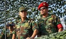 تدريبات قتالية ينفذها الجيش المصري لمجابهة المواقف الطارئة