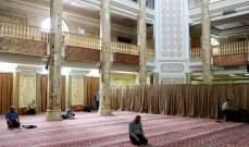 سلطات إيران تعيد فتح جميع المساجد اليوم