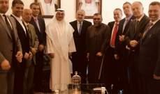 جمعية تجار لبنان الشمالي تدين الكلام غير اللائق بحق امير الكويت