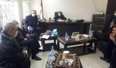 حمادة طالب أجهزة الدولة بتفعيل العمل الرقابي على محطات الغاز منعا للاحتكار والتهريب