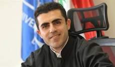 الأب هاشم: جامعة الروح القدس ستقدم 200 منحة للطلاب الأكثر تضررا من انفجار بيروت