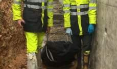 العثور بالمصنع على جثة جديدة لامرأة حاولت الدخول للأراضي اللبنانية