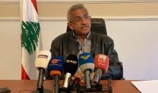 سعد حذّر من انفجار اجتماعي وانتشار الجوع نتيجة كورونا: لتقديم مساعدات عاجلة للمواطنين