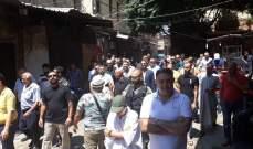 نديم الجميل زار كنيسة السيدة وجال في اسواق طرابلس الداخلية