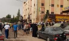 النشرة: ارتفاع حصيلة ضحايا انفجار معمل صير الغربية الى قتيلين و 16 جريحا