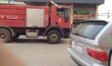 الدفاع المدني: إخماد حريق مدخنة مطعم في حوش الأمراء